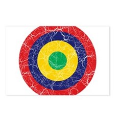 Mauritius Roundel Postcards (Package of 8)