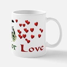 I Brake For Love Mug