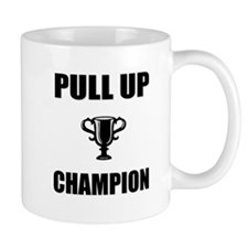 pull up champ Mug