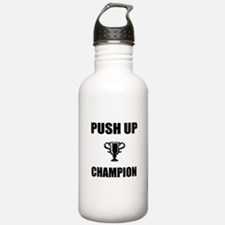 push up champ Water Bottle