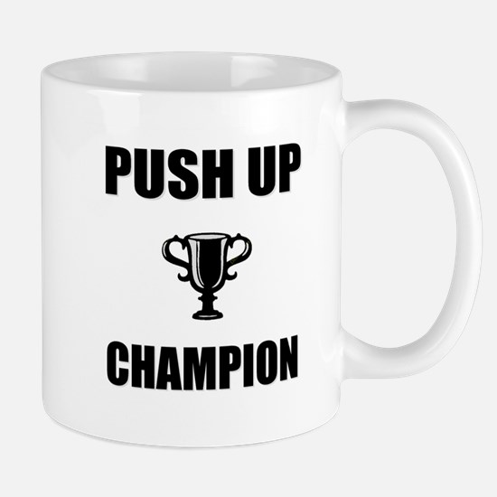 push up champ Mug