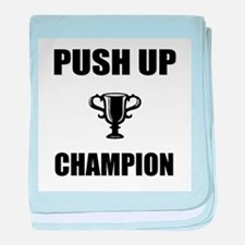 push up champ baby blanket