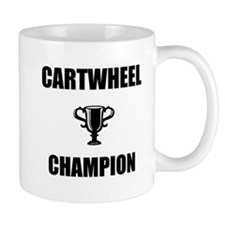 cartwheel champ Mug