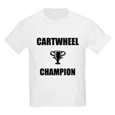 cartwheel champ T-Shirt