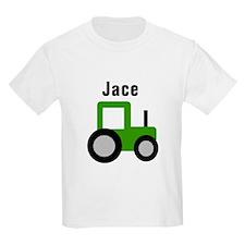 Jace Green Tractor T-Shirt