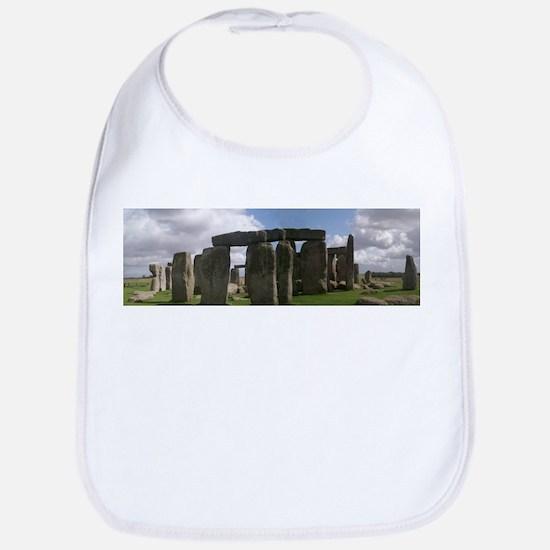 Panoramic Stonehenge Bib