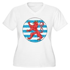 Luxembourg Roundel T-Shirt