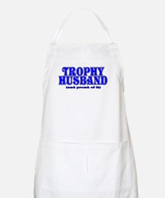 Trophy Husband BBQ Apron
