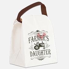farmer-white-distress.png Canvas Lunch Bag