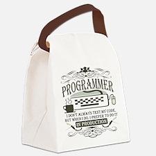 programmer-darks.png Canvas Lunch Bag