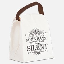silent-darks.png Canvas Lunch Bag