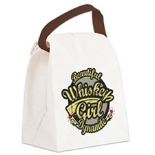 Beautiful Dynamite Canvas Lunch Bag