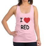 RED.png Racerback Tank Top