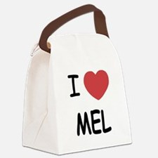 MEL.png Canvas Lunch Bag