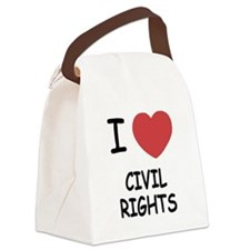 CIVIL_RIGHTS.png Canvas Lunch Bag