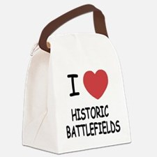 HISTORIC_BATTLEFIELDS.png Canvas Lunch Bag