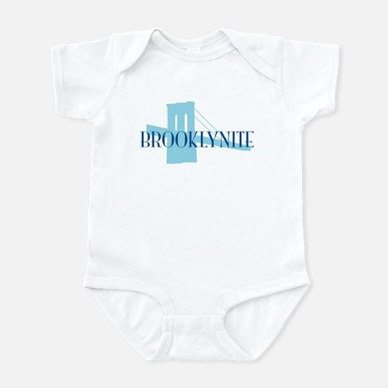BROOKLYNITE Infant Creeper
