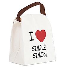SIMPLE_SIMON.png Canvas Lunch Bag