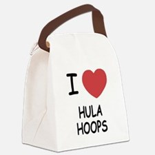 HULA_HOOPS.png Canvas Lunch Bag