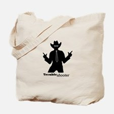 Office Troubleshooter Tote Bag