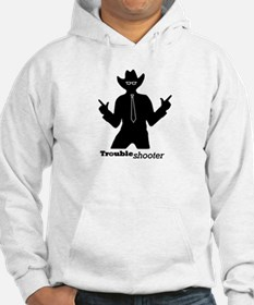 Office Troubleshooter Hoodie