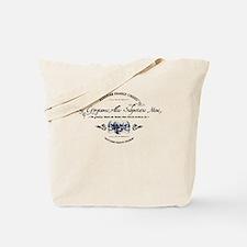 Addams Family Creed Tote Bag