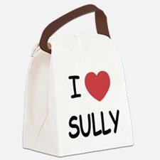 SULLY.png Canvas Lunch Bag