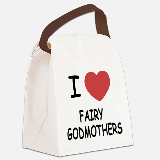 FAIRY_GODMOTHERS.png Canvas Lunch Bag