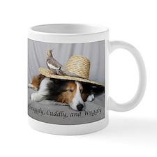Snuggly , Cuddly and Wuggly Mug