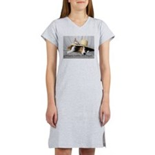 Snuggly , Cuddly and Wuggly Women's Nightshirt