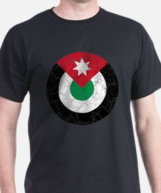 Jordan Roundel Cracked.png T-Shirt