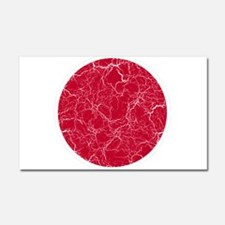 Japan Roundel Car Magnet 20 x 12
