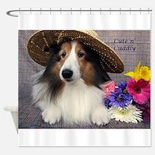 Cute n Cuddly Shower Curtain