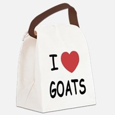 GOATS.png Canvas Lunch Bag