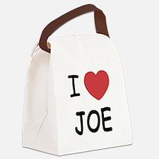 JOE01.png Canvas Lunch Bag
