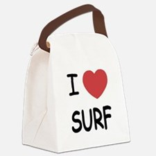 SURF01.png Canvas Lunch Bag
