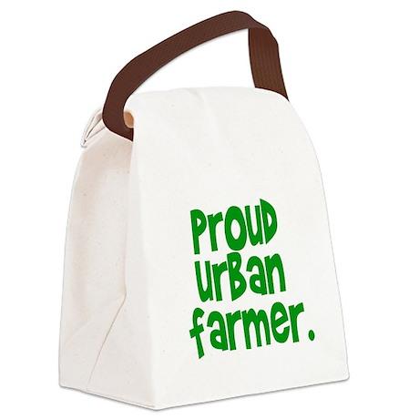 urbanfarmer01.png Canvas Lunch Bag