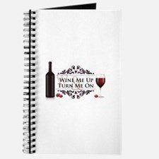 Wine Me Up Journal