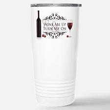 Wine Me Up Travel Mug