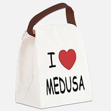 MEDUSA.png Canvas Lunch Bag