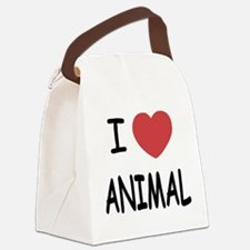 ANIMAL.png Canvas Lunch Bag