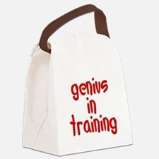 genius_in_training.png Canvas Lunch Bag