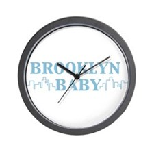 BROOKLYN BABY Wall Clock