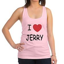 JERRY.png Racerback Tank Top