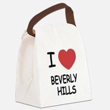 BEVERLY_HILLS.png Canvas Lunch Bag