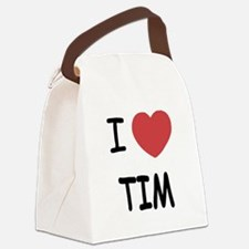 TIM.png Canvas Lunch Bag