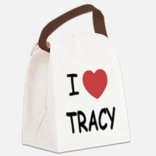 TRACY.png Canvas Lunch Bag