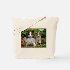 Lets Snuggle Tote Bag