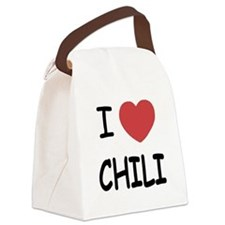 CHILI.png Canvas Lunch Bag