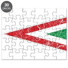 Hungary Roundel Puzzle
